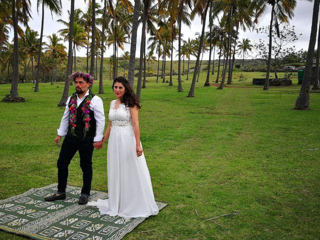 El matrimonio de Susana  y Jorge