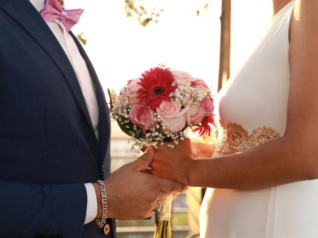 El matrimonio de Irmary y Alberto