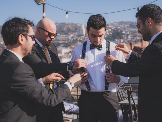 El matrimonio de Gabriel y Danitza en Valparaíso, Valparaíso 20