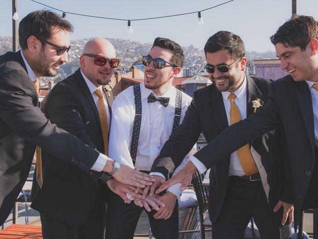 El matrimonio de Gabriel y Danitza en Valparaíso, Valparaíso 22