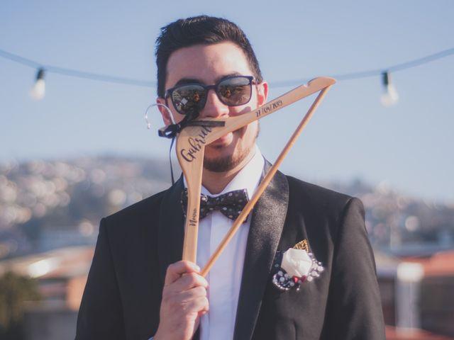 El matrimonio de Gabriel y Danitza en Valparaíso, Valparaíso 23