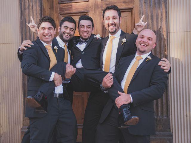El matrimonio de Gabriel y Danitza en Valparaíso, Valparaíso 25