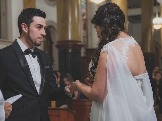 El matrimonio de Gabriel y Danitza en Valparaíso, Valparaíso 34