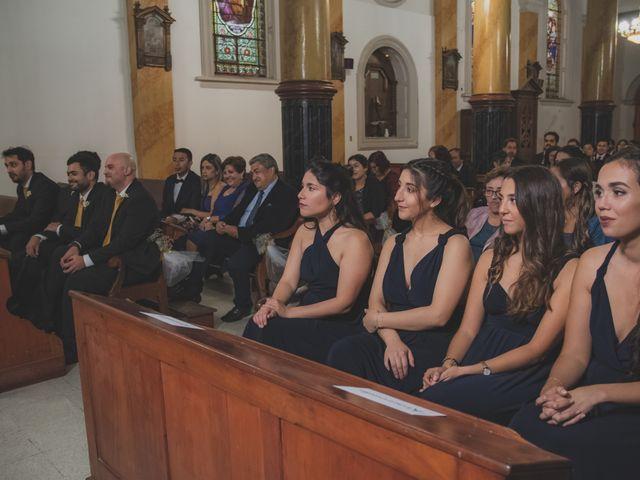 El matrimonio de Gabriel y Danitza en Valparaíso, Valparaíso 35