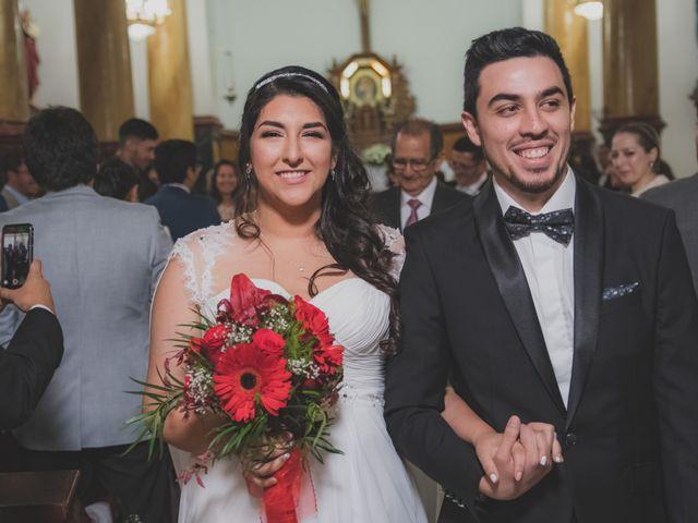 El matrimonio de Gabriel y Danitza en Valparaíso, Valparaíso 37