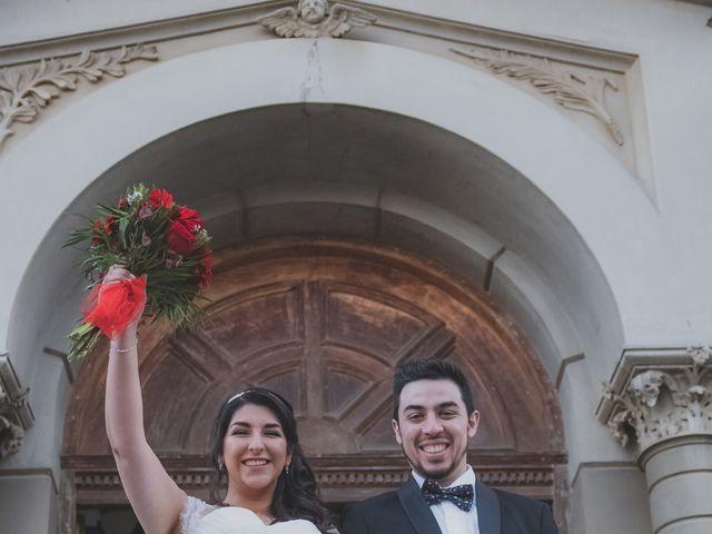 El matrimonio de Gabriel y Danitza en Valparaíso, Valparaíso 38