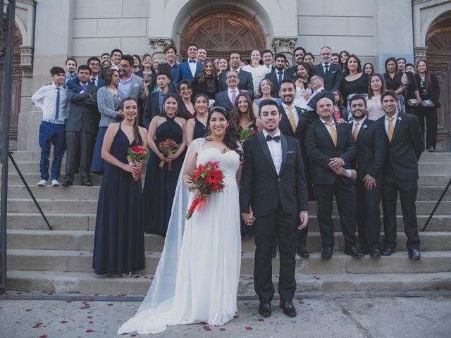 El matrimonio de Gabriel y Danitza en Valparaíso, Valparaíso 39