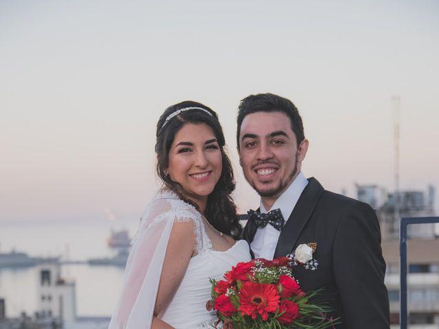 El matrimonio de Gabriel y Danitza en Valparaíso, Valparaíso 40
