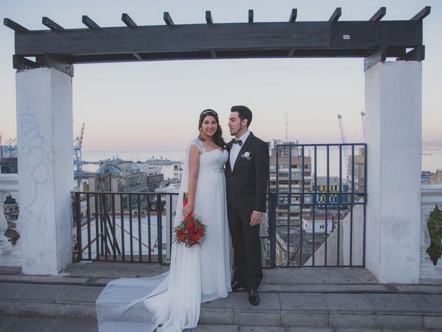 El matrimonio de Gabriel y Danitza en Valparaíso, Valparaíso 41