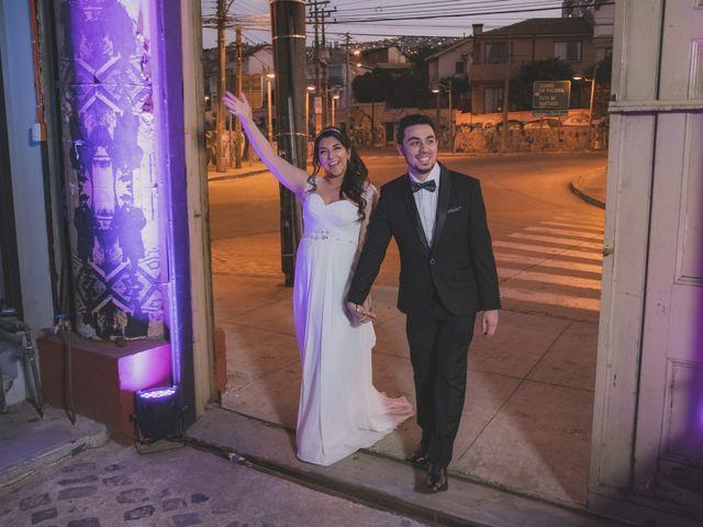 El matrimonio de Gabriel y Danitza en Valparaíso, Valparaíso 45