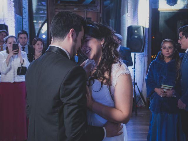 El matrimonio de Gabriel y Danitza en Valparaíso, Valparaíso 52