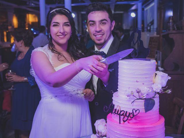 El matrimonio de Gabriel y Danitza en Valparaíso, Valparaíso 56