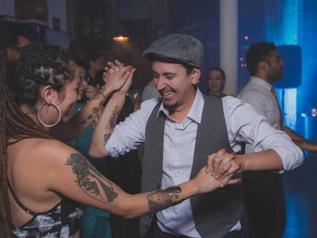 El matrimonio de Gabriel y Danitza en Valparaíso, Valparaíso 59
