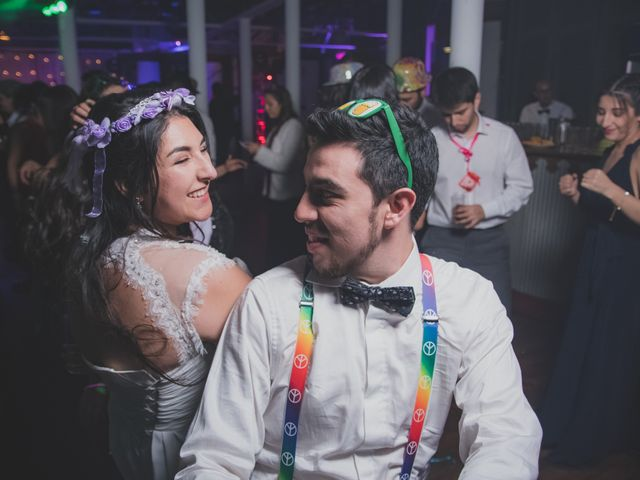 El matrimonio de Gabriel y Danitza en Valparaíso, Valparaíso 67