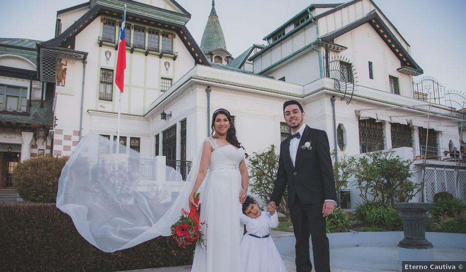 El matrimonio de Gabriel y Danitza en Valparaíso, Valparaíso