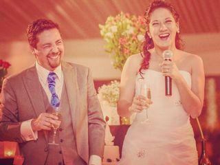 El matrimonio de Mayerlin y Rodrigo