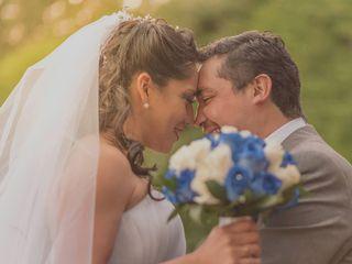 El matrimonio de Mayerlin y Rodrigo 2