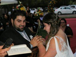 El matrimonio de Muriel Alexa  y Andrés Felipe  1