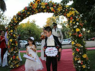 El matrimonio de Muriel Alexa  y Andrés Felipe  2