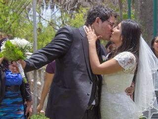 El matrimonio de María José y Emilio 1