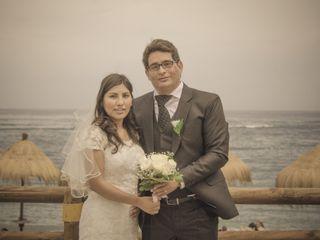 El matrimonio de María José y Emilio
