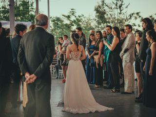 El matrimonio de Melany y Gonzalo 3