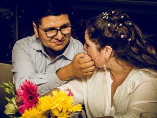 El matrimonio de María Jesús y Marcelo
