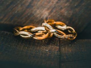 El matrimonio de Nicolás y Evelyn 3