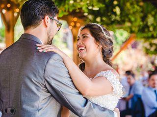 El matrimonio de Nicolás y Evelyn