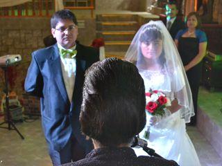 El matrimonio de Andrea y Mario 1