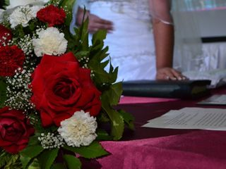 El matrimonio de Andrea y Mario 2