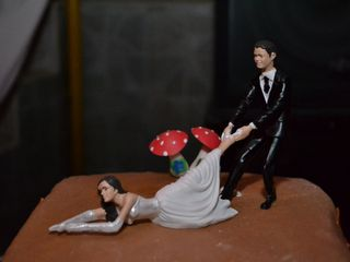 El matrimonio de Andrea y Mario 3