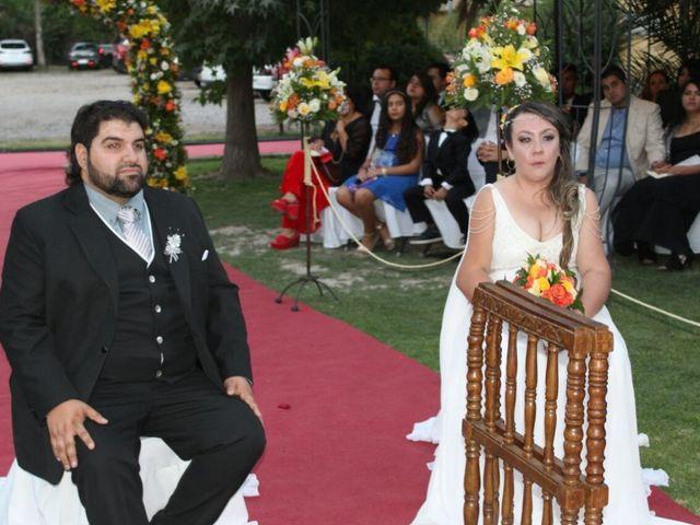 El matrimonio de Muriel Alexa  y Andrés Felipe