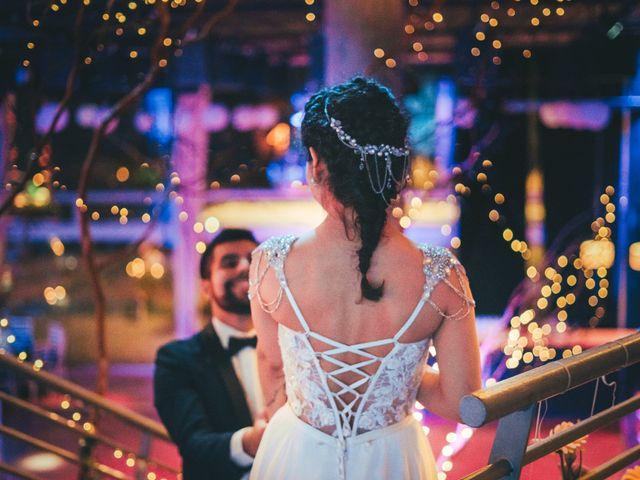 El matrimonio de Melany y Gonzalo