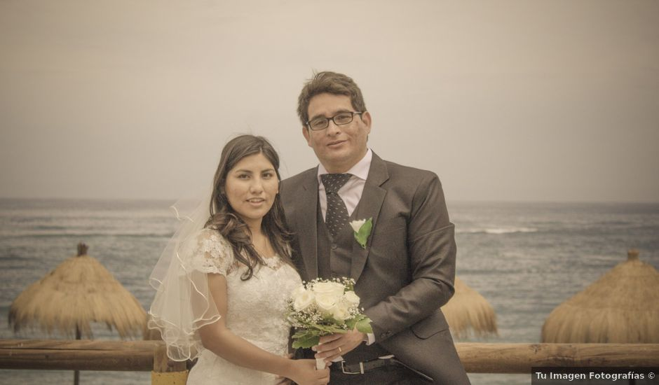 El matrimonio de Emilio y María José en Arica, Arica