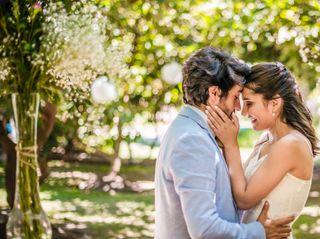 El matrimonio de Sandra y Pablo 1