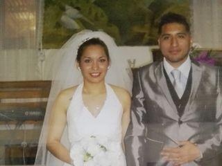 El matrimonio de Conny y Richard
