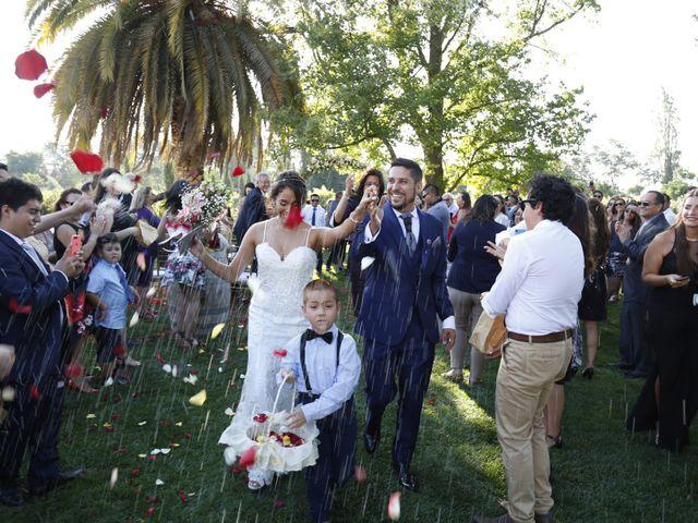 El matrimonio de Gerson y Johanna en Isla de Maipo, Talagante 10