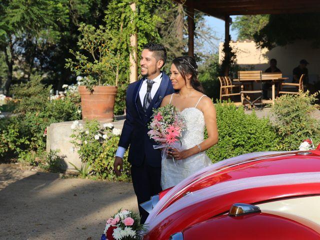El matrimonio de Gerson y Johanna en Isla de Maipo, Talagante 11