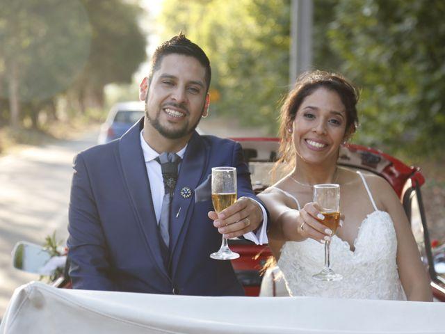 El matrimonio de Johanna y Gerson