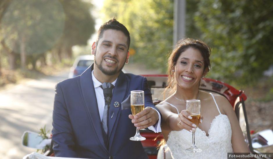 El matrimonio de Gerson y Johanna en Isla de Maipo, Talagante