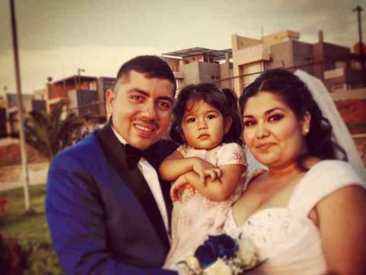 El matrimonio de Estefani  y Diego