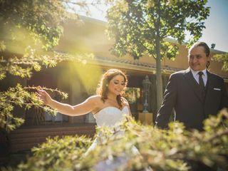 El matrimonio de Sol y Paolo