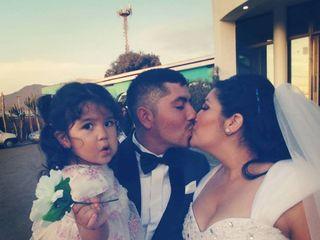 El matrimonio de Estefani  y Diego  2