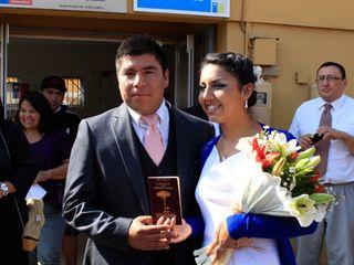 El matrimonio de Pilar y Juan Carlos 1
