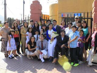 El matrimonio de Pilar y Juan Carlos 3
