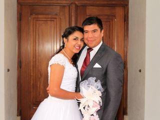 El matrimonio de Pilar y Juan Carlos