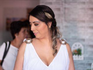 El matrimonio de Yesenia y Fabian 3