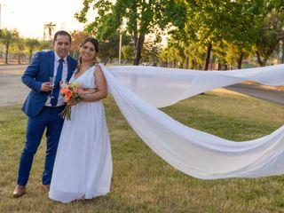 El matrimonio de Yesenia y Fabian