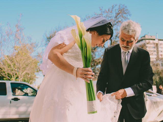 El matrimonio de Pablo y Renata en Rancagua, Cachapoal 4